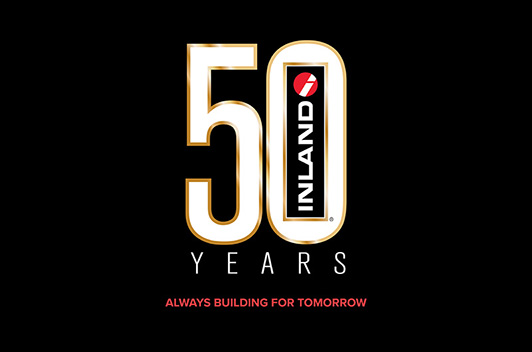 Inland's 50th Anniversary