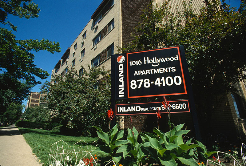 Inland purchased apartments in Chicago's Edgewater neighborhood in the late 1980s